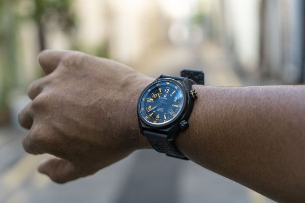 BOLDR Expedition 2019 automatic watch