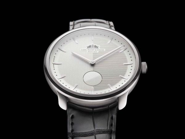 Carl Suchy & Söhne Waltz Nº1 watch