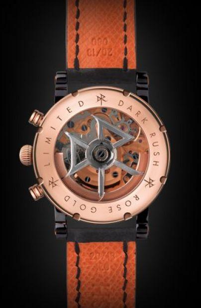 Dark Rush GTR (Grand Timepiece Rose) Chronograph Limited edition