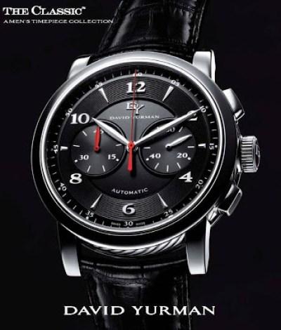 David Yurman CLASSIC™ Chronograph Automatic watch