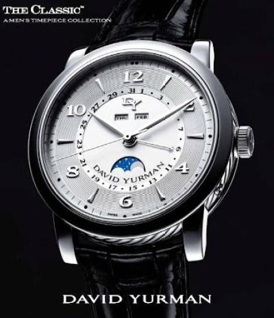 David Yurman CLASSIC™ Moon Phase Automatic watch