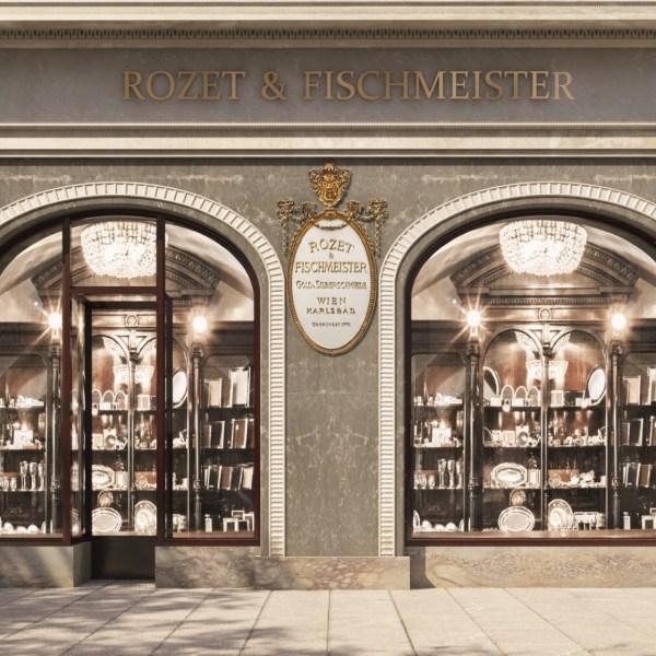 Rozet & Fischmeister, Vienna