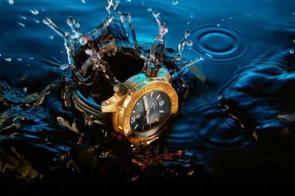 Zelos Abyss diving watch 3000 meters