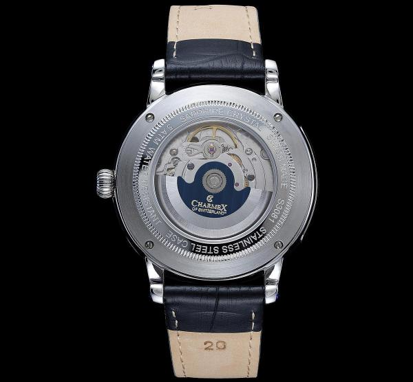 Charmex of Switzerland™ MURENBERG CAPRICE watch case back