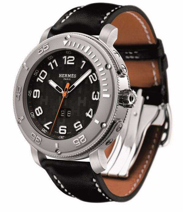 HERMES Clipper H1 automatic diving watch
