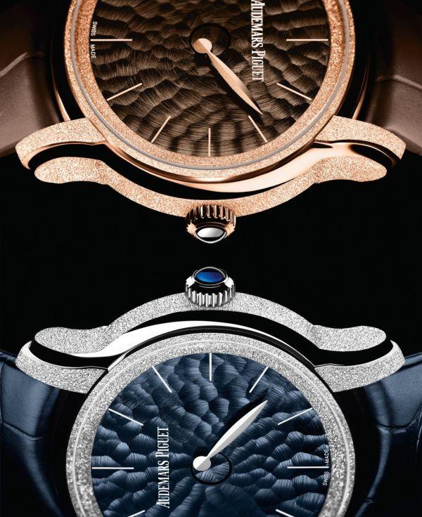 Audemars Piguet Millenary Frosted Gold Philosophique watch