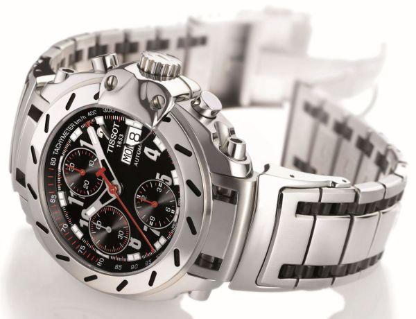 TISSOT T-Race Chronograph Valjoux Automatic watch 2007
