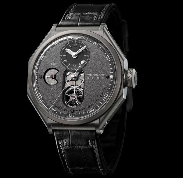 "Chronomètre Ferdinand Berthoud FB 1 ""Night Star"", Unique Piece for the ""Only Watch"" 2019 Auction"