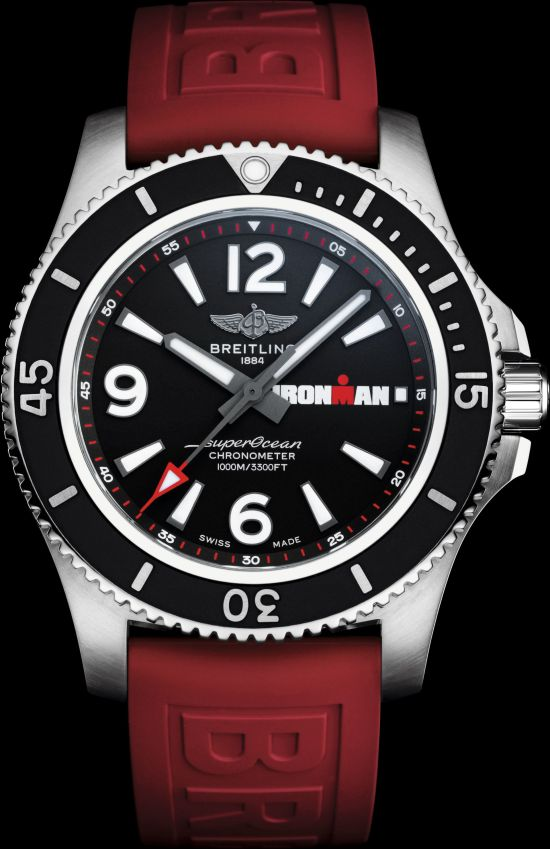Breitling Superocean Automatic 44 IRONMAN® Limited Edition