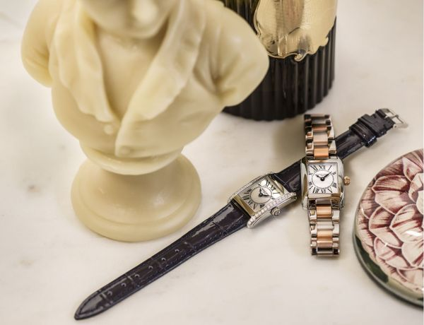 Frederique Constant Classics Carrée Ladies watches