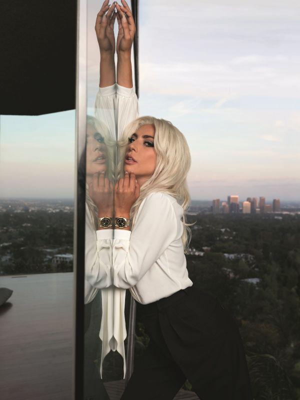 Lady Gaga - Tudor Brand and #Borntodare Campaign Ambassador