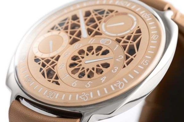 Ressence Type 1DXB - Limited Edition Watch Created in Collaboration with Ahmed Seddiqi & Sons, UAE
