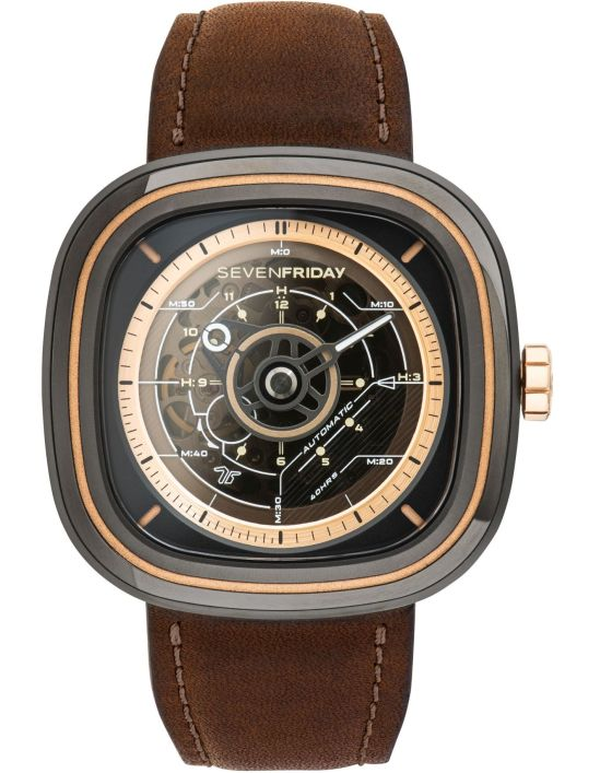 SEVENFRIDAY T2/02 WATCH