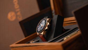 ARCAIDO WATCHES Primo GMT Box