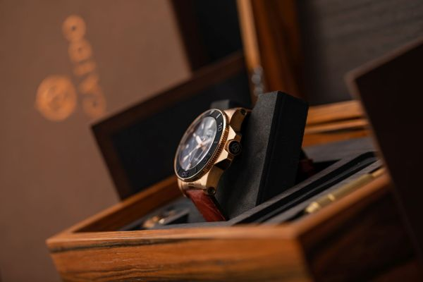 ARCAIDO WATCHES Primo GMT Box