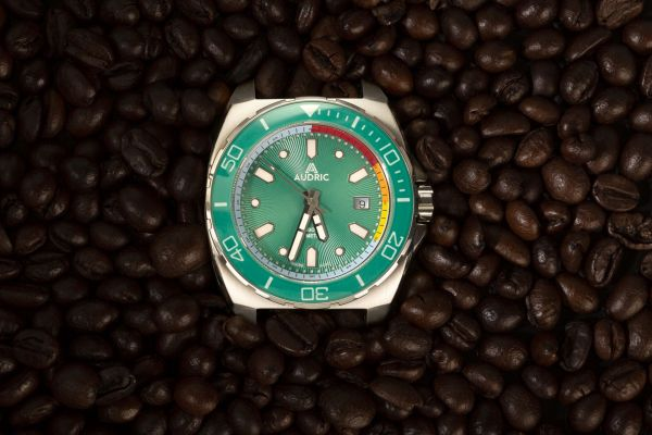 AUDRIC SEABORNE Swiss Made Automatic Diving Watch Kickstarter Campaign