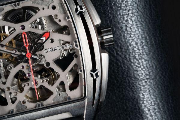 CIGA Design Z Series Titanium Edition watch