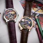 "Vacheron Constantin ""La Musique du Temps®"" Les Cabinotiers Minute Repeater Tourbillon Four Seasons"