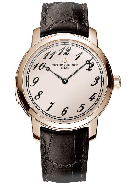 """Vacheron Constantin """"La Musique du Temps"""" Les Cabinotiers Minute Repeater Ultra-Thin watch dial view"""