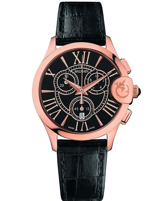 Balmain Balmainia Chrono Lady Arabesques watch