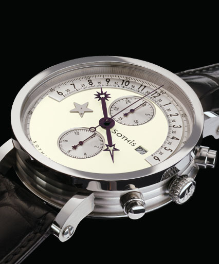 SOTHIS HORUS CHRONOGRAPH AUTOMATIC