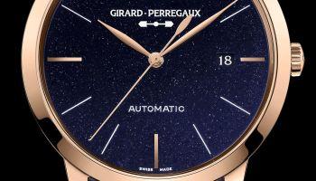 Girard-Perregaux 1966 Orion Trilogy - Pink gold 49555-52-431-BB4A