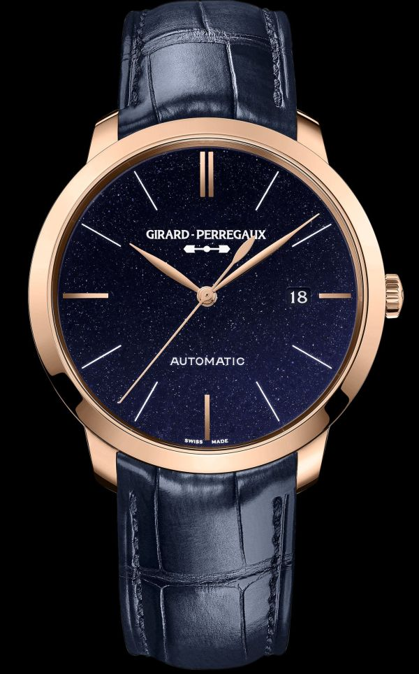 Girard-Perregaux 1966 Orion Trilogy -	Pink gold 49555-52-431-BB4A