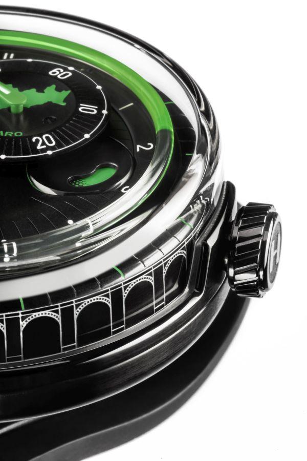 HYT H0 Querétaro watch