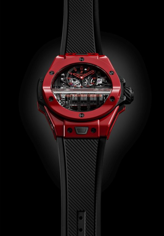 Hublot Big Bang MP-11 Red Magic Limited Edition watch