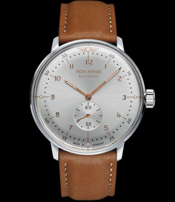 IRON ANNIE Bauhaus, Manual Wind, Small Second, Ref. 5030 watch