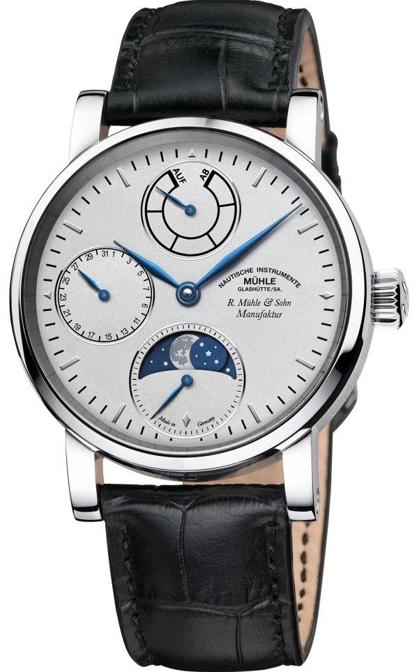 Mühle-Glashütte Robert Mühle Mondphase Limited Edition watch