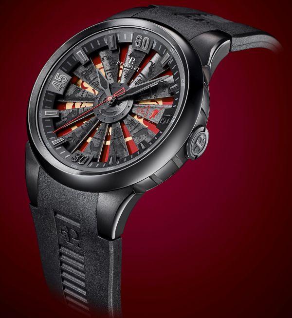 Perrelet Turbine Rat Limited Edition watch