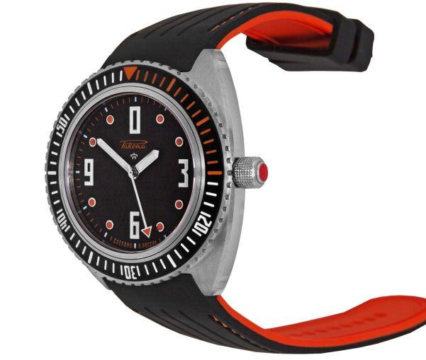 "Raketa ""Amphibia"" Automatic Diving Watch"
