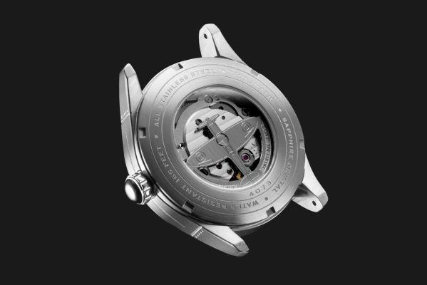 AVI-8 Spitfire Type 300 Automatic Edition (AV-4073) caseback