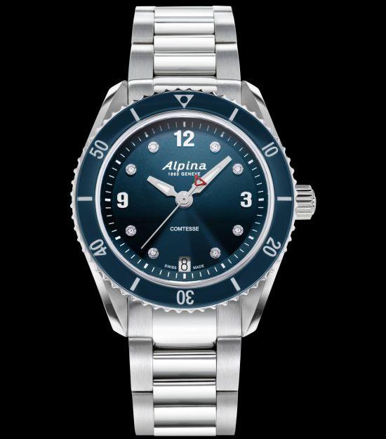 Alpina Alpiner Comtesse Sport Quartz watch AL-240ND3C6B