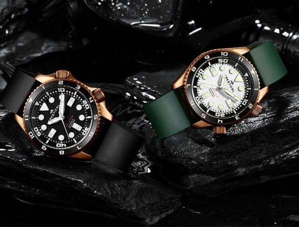 CRESTICAL TX-1 Dive Watch Collection
