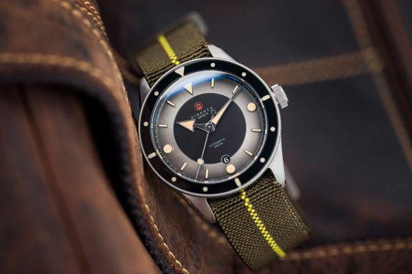 "DIRENZO DRZ_03 ""Eclipse"" Limited Edition watch kickstarter campaign"