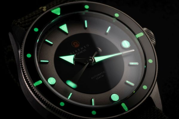 "DIRENZO DRZ_03 ""Eclipse"" Limited Edition lume shot"
