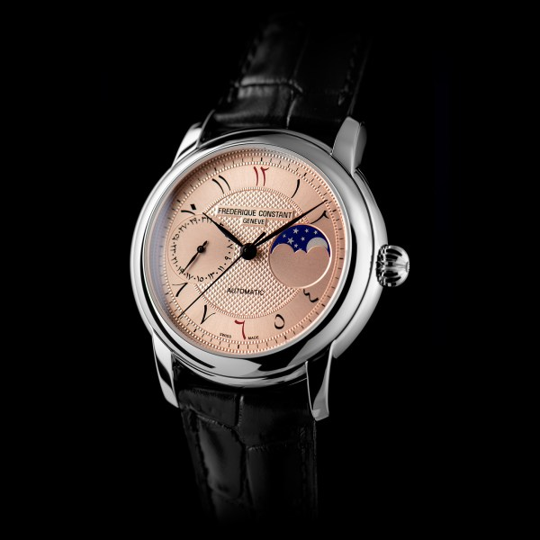 Frederique Constant Classic Moonphase Manufacture Limited edition Doha Boutique Special, Reference: FC-712QT4H6