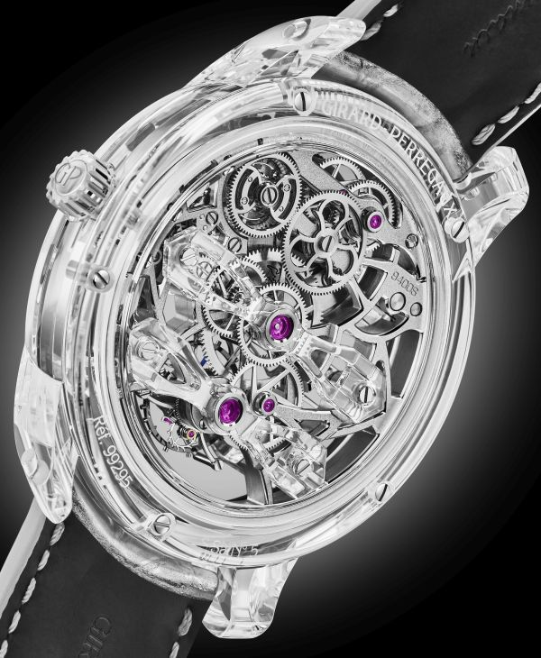 Girard-Perregaux Quasar Light Limited Edition