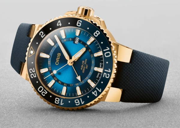 01 798 7754 6185-Set - Oris Carysfort Reef Limited Edition