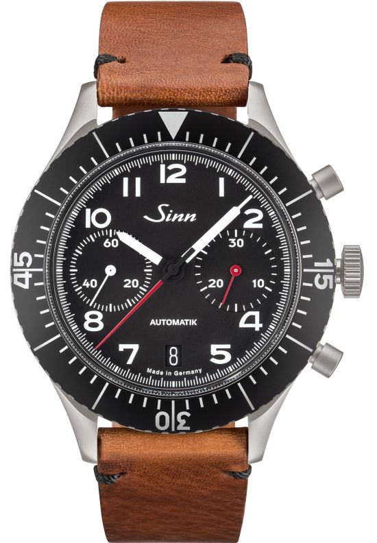 SINN 158 Limited Edition: The Traditional Bicompax Chronograph