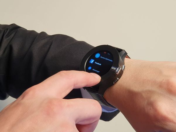 VOIXATCH, the First Cellular Enabled Smartwatch with Bluetooth Bezel