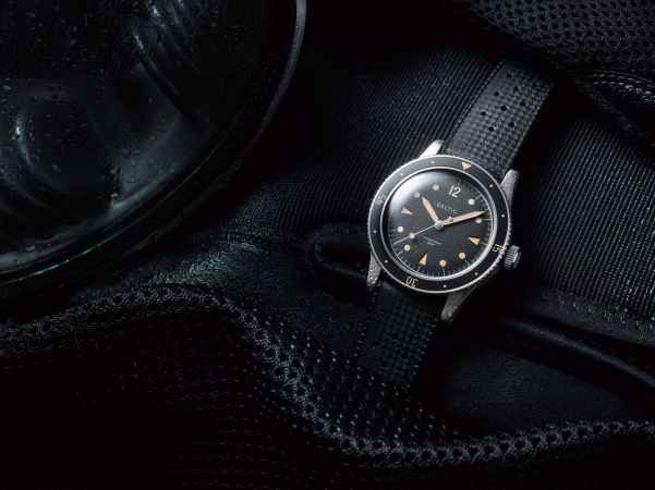 BALTIC AQUASCAPHE automatic diving watch