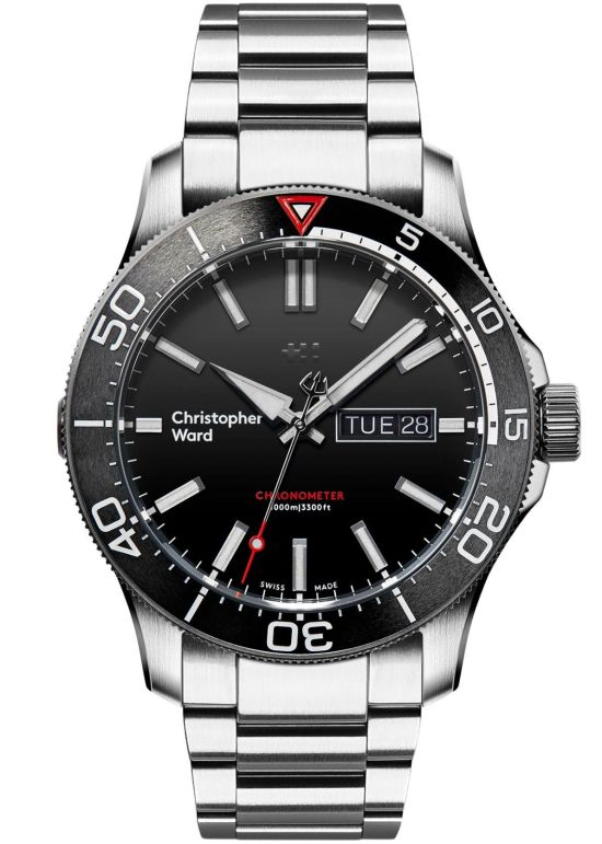 Christopher Ward C60 Elite 1000 Automatic Dive Watch