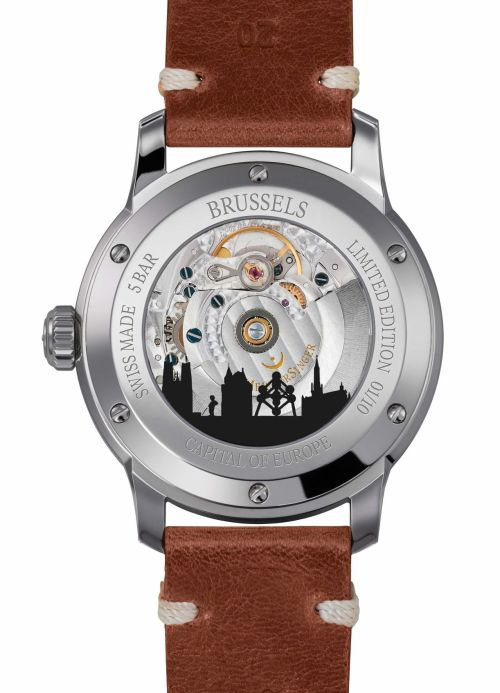 MeisterSinger City Edition Brussels