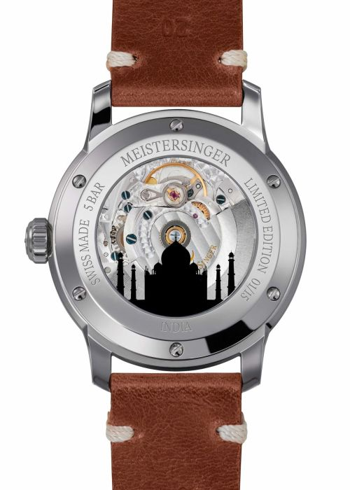 MeisterSinger City Edition India