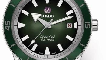 Rado Captain Cook Automatic (Ref 763.6105.3.031)