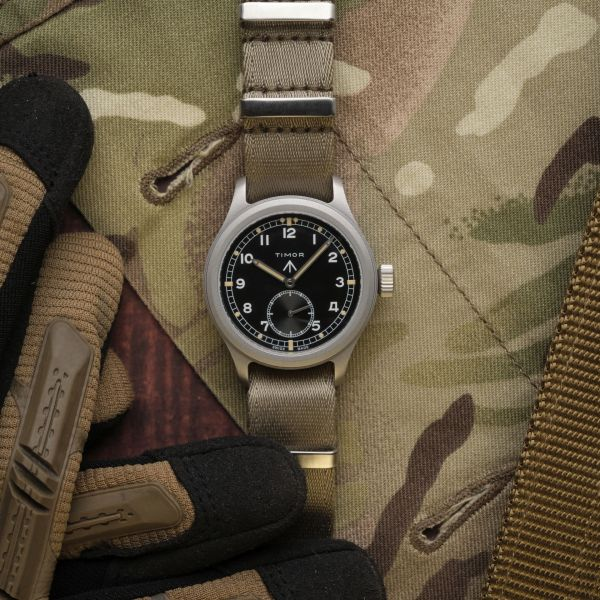Timor Heritage Field Swiss Watch