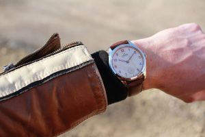 Peren Hintz swiss made manual wound watch